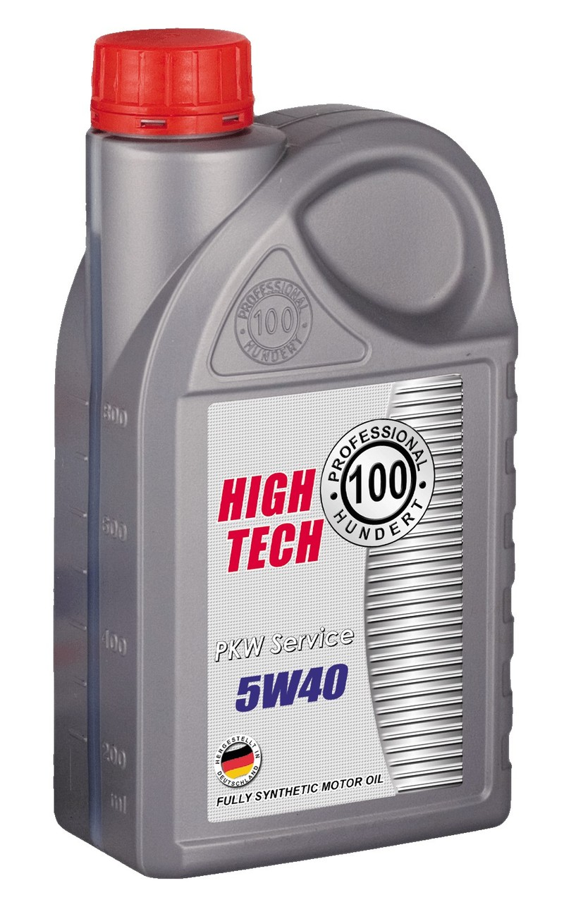 Масло моторное PROFESSIONAL HUNDERT High Tech 5W-40 (1L)