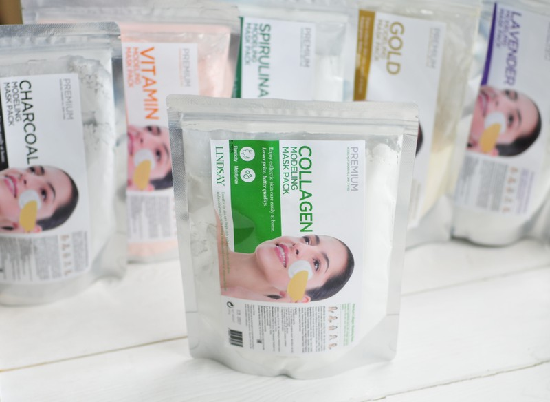 Lindsay Premium Modeling Mask (Zipper) - альгинатные маски в ассортименте  240g