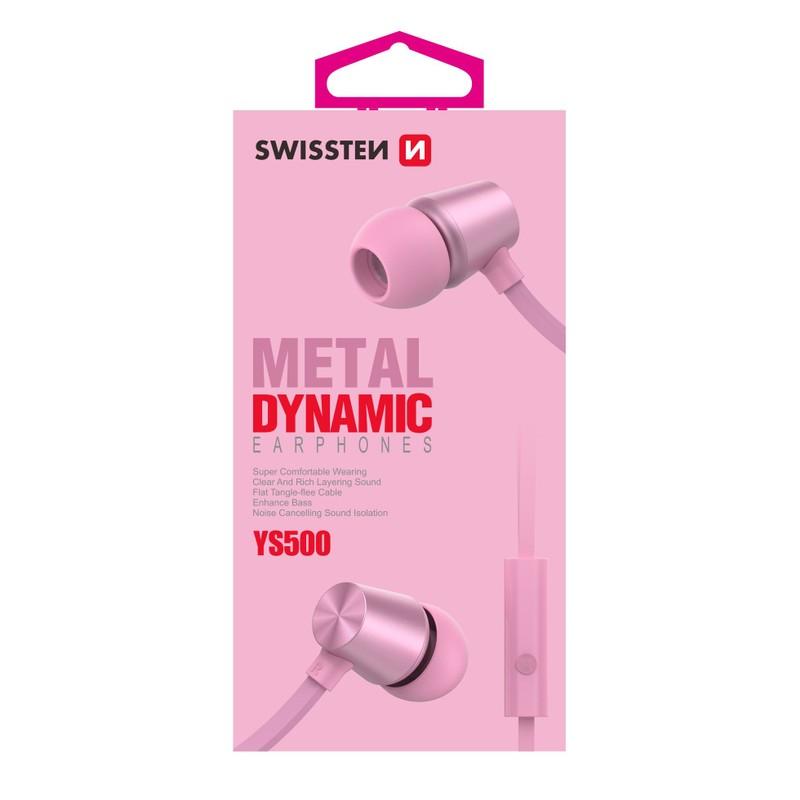 В портфеле Swissten есть два ряда наушников - Rainbow и Superbass. Swissten Earbuds RAINBOW предназначены для пользователей, которые предпочитают оборудование с  качественным звуком за выгодную цену. Эти цветные и пластиковые наушники имеют разъем 3,5 мм, встроенный микрофон и многофункциональную кнопку. Вы можете выбрать из 6 различных ярких цветов.