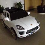 Электромобильm для детей Porsche Cayenne. Porshe Macan Ride on Car электромобиль для детей (детский электромобиль) порш макан