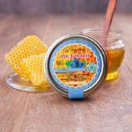 Десерт медовый С голубикой 120 гр КедроРай