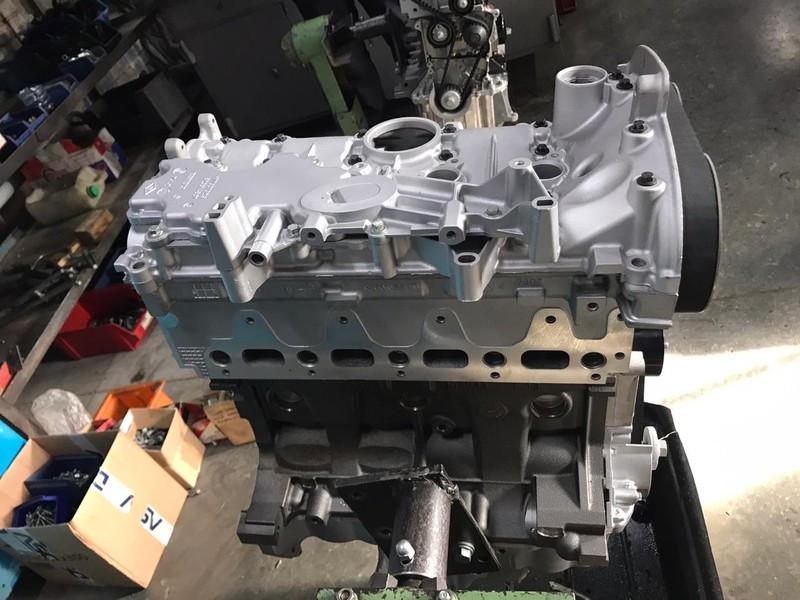 Двигатель Ларгус Рено К4М410