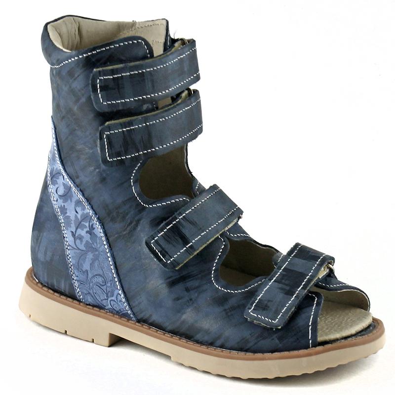 Обувь ортопедическая Ортомода сандалеты детские