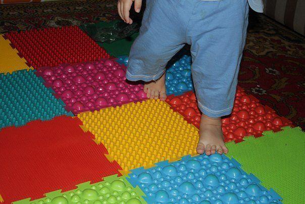 Купить массажный коврик для ступней