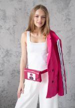 Поясная сумка Bad Girl fuksiya, фуксия Поясная сумка Bad Girl fuksiya, фуксия