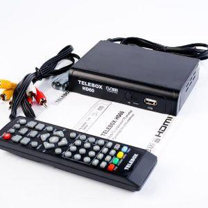 Цифровой приемник Telebox HD 60. Цифровой приемник Telebox HD 60