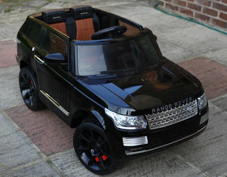 Электромобиль для детей Рендж Ровер. Детский электромобиль Range Rover Vouge