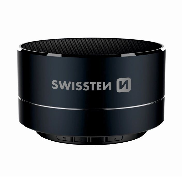 Есть три модели bluetooth-колонок марки Swissten. Модель X-BOOM представляет собой Bluetooth-динамик с IPX5 , имеет резиновую поверхность. Эти особенности делают его отличным партнером для различных видов активного отдыха. Две другие модели, i-METAL и X-STYLE, пользуются популярностью благодаря хорошему звуку, интересному  дизайну и разумной стоимости. гарнитуры Три разные модели Bluetooth-гарнитуры: традиционная UL-9, современная FA-1 и спортивная FC-2. Вы можете выбрать Bluetooth-гарнитуру Swissten для различных видов деятельности.