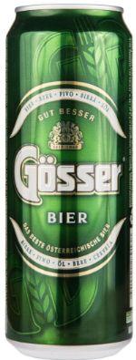 Пиво Гёссер ж/б 0,45л