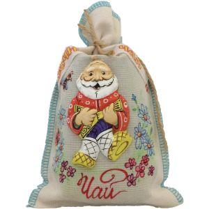 Сочинский чай в мешочках Дед