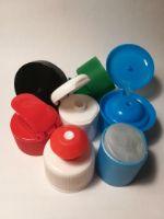 крышки винтовые пластиковые для флаконов