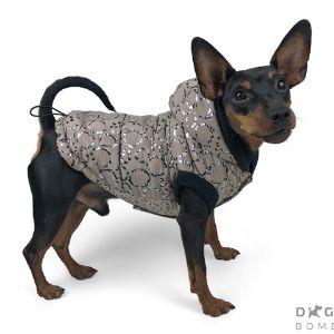 Зимние жилеты Dogs Bomba. 15 моделей в разных расцветках. Оптовый каталог