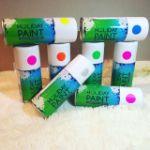 смываемая краска Holiday paint