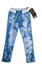 Брюки джинсовые для девочек 132368