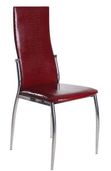 Стильная мебель. Кухонный стул 2368 различных цветов, выполненный в современном стиле.