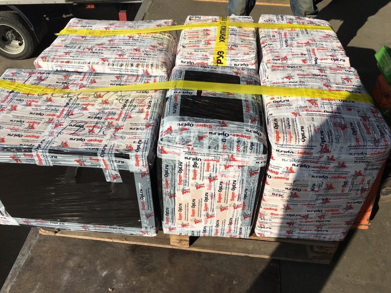Качественно упакованный товар – залог сохранной доставки груза.