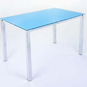 стол 121 А. Цвета: белый, черный, голубой. цена 6 100 руб.