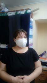 Многоразовые маски защитные