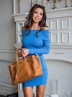 Платье Mira Sezar Мальорка (голубой) Мальорка