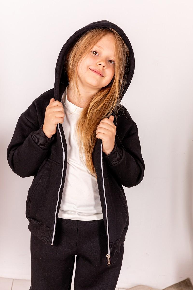 Толстовка в начесеNG designer для девочек