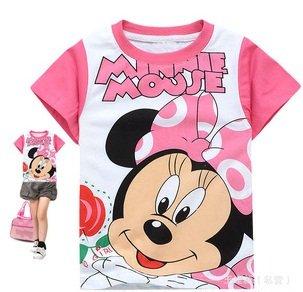 73f5306efe61 ... Детская футболка Мини Маус. Футболка Мини Маус (пр-во Китай) оптом ...