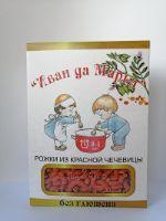 Рожки из красной чечевицы— 400 гр. Иван да Марья 00-00000030