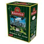 Индийский чай черный листовой АССАМ RAYFIELD Классический 250 гр. 4607160670713