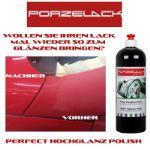 Высокоглянцевый полироль Perfekt Porzelack