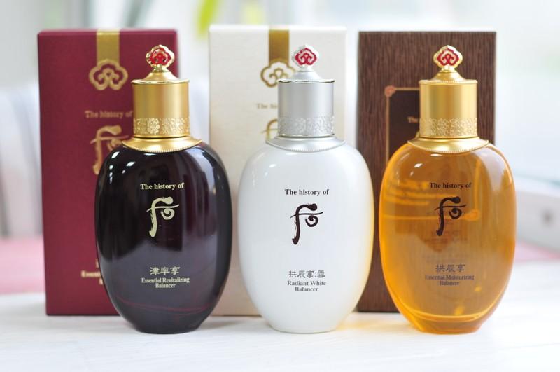 LUXURY BRAND - The History of Whoo . Люксовый корейский бренд, сочетающий в себе древние императорские рецепты и новейшие технологии.