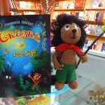 """Ёжик и звёздочка мягкая игрушка + книжка """"Сказка о звезде"""""""