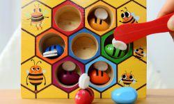 Развивающие игры, монтессори, деревянные игрушки оптом