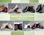 Тапочки женские из натуральных материалов