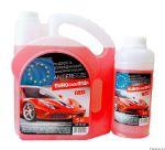 """Жидкость охлаждающая низкозамерзающая """"Antifreeze EUROcar""""/RED/G-12+/1 кг/ 5кг"""
