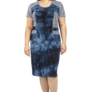 """Платье,вискоза """"батик"""",Модель122,размеры с 50 по 62,цена от 570 руб."""