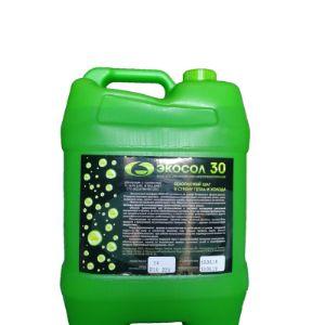 Теплоноситьель (антифриз) - ЭКОСОЛ 30 (предназначен для системы отопления и кондиционирования)