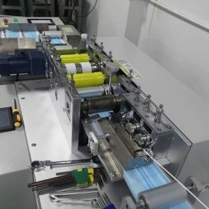Автоматическое оборудование для производства масок