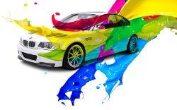 Car paint — автокраски