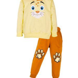 Трикотажные костюмы для детей, интерлок Сшиты из двухнитной ткани 100% хлопок Цена 305 руб Возраст от 1 до 4 лет