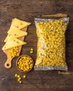 Сухарики Averton snack цветные с сыром