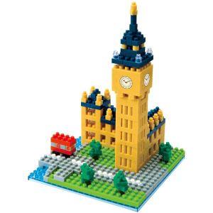 Наноблок микроконструктор. Самый маленький в мире конструктор, крайне необычный, как все японское. По смыслу игра похожа на сборку 3D-пазла, но значительно интереснее, ведь все объекты собираются из стандартных деталей подобных Лего, но предельно уменьшенных в размерах.
