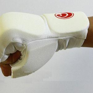 Накладки КАРАТЭ Синкиокусинкай (трикотаж. с защитой большого пальца)