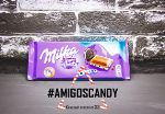Молочный шоколад Милка Орео (Milka Oreo) 100 грамм