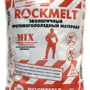 Противогололедный реагент Rockmelt до -25 С