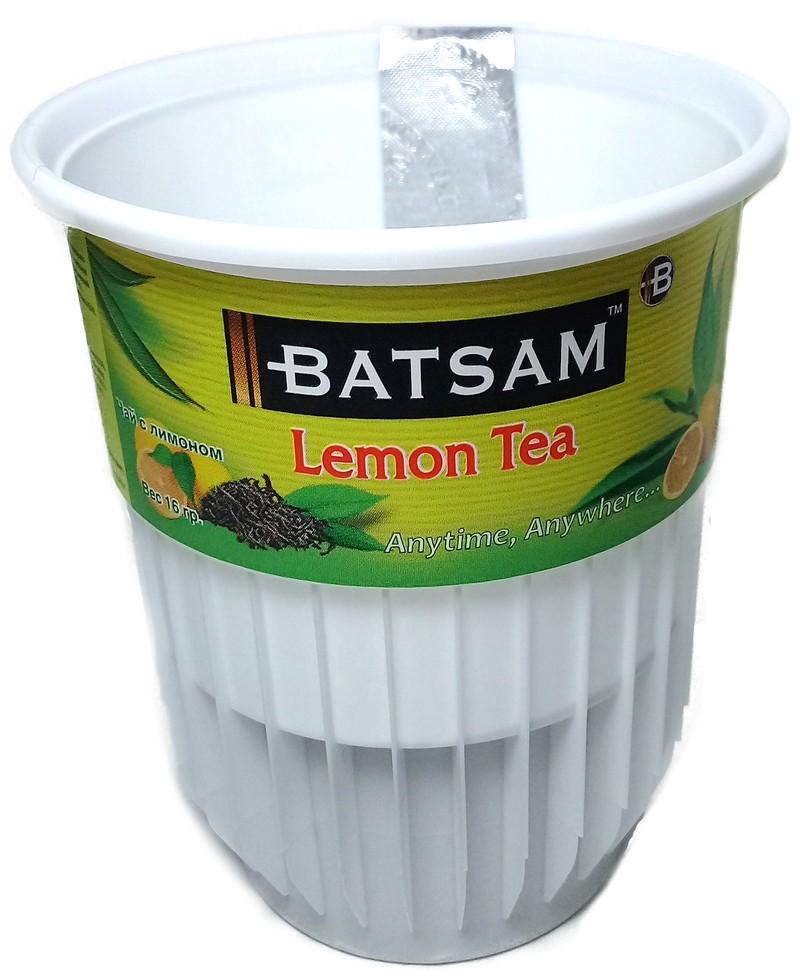 «Lemon Tea» – Чай с лимоном