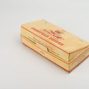 коробочка для растворимых напитков, чая, трав