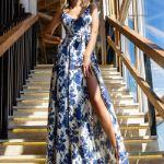 Шикарное Платье Маргери от Mira Sezar
