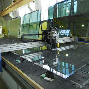 Наше производство. Изготовление стеклопакетов