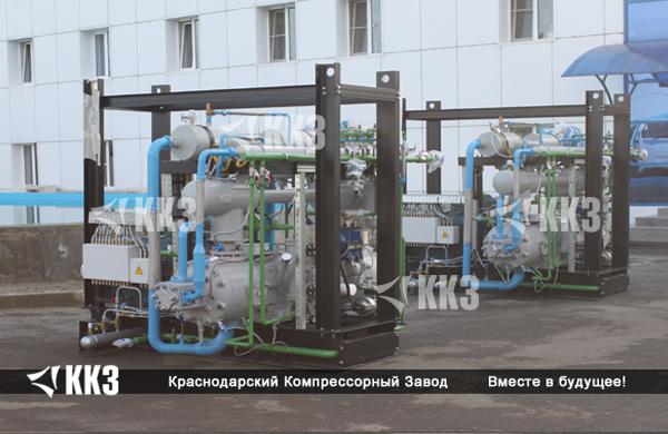 Компрессор газовый— поршневой промышленный от 5 до 400 атм