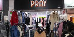 PRAY — оптом одежда и косметики из Южной Кореи