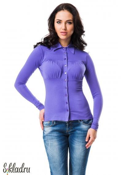 Рубашки женские оптом дёшево. Предлагаем шикарные модели женских рубашек пр-во Россия. Можно брать линейками и по-размерно. Большой выбор цветов и  разнообразие стиля.